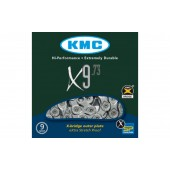 ЛАНЦЮГ KMC X9.73 1/2Х11/128Х116L, 9ШВ., KMC CHAINS