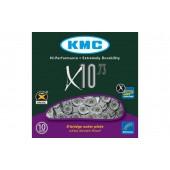 ЛАНЦЮГ KMC X10.73 1/2Х11/128Х114L EPT, 10ШВ., KMC CHAINS