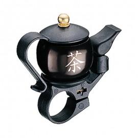 Звонок на руль Spelli, в форме чайника с иероглифом