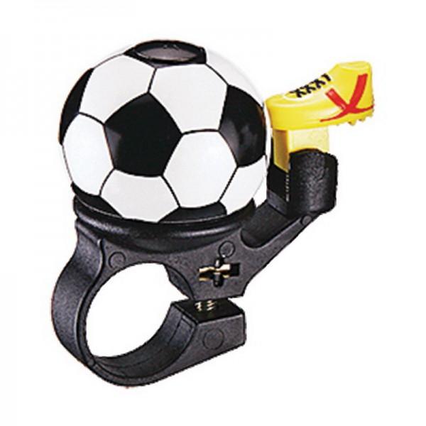 SPELLI звонок на руль, в форме футбольного мяча