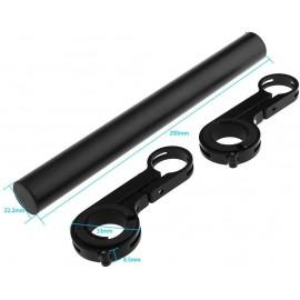 Расширитель-органайзер руля 200 мм Черный